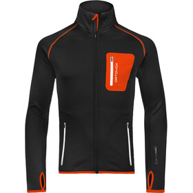 Ortovox M's Fleece Jacket Black Raven